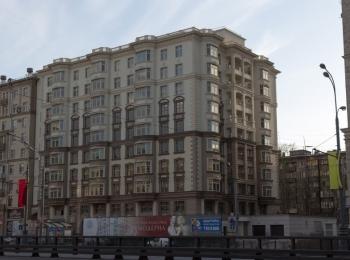 Новостройка Клубный дом Мирный23